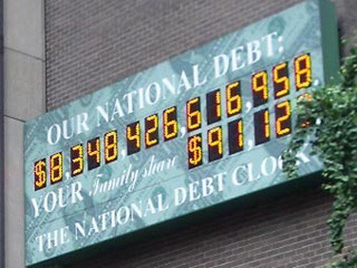 Внешний и внутренний государственный долг - Студенческий портал