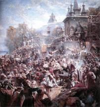 Россия в конце XVI - начале XVII в. Начало Смуты - Студенческий портал