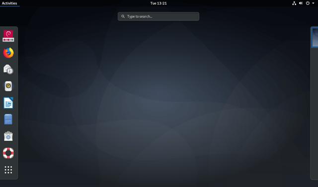 Операционная система Linux - Студенческий портал
