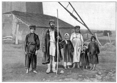 Последствия закрепощения крестьян - Студенческий портал