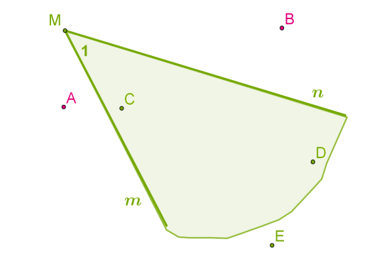 Луч и угол, измерение и сравнение углов - Студенческий портал