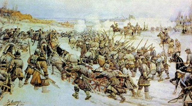 Последствия восстания Болотникова - Студенческий портал