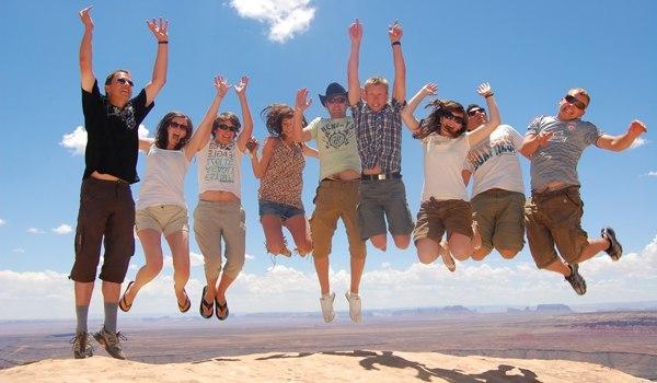 Виды экстремального туризма - Студенческий портал
