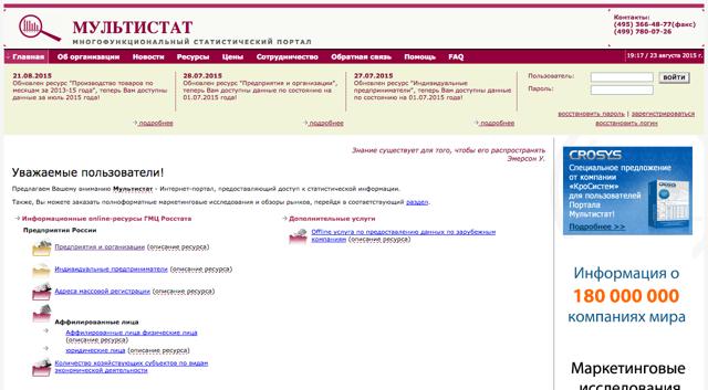 Анализ налоговой отчетности - Студенческий портал