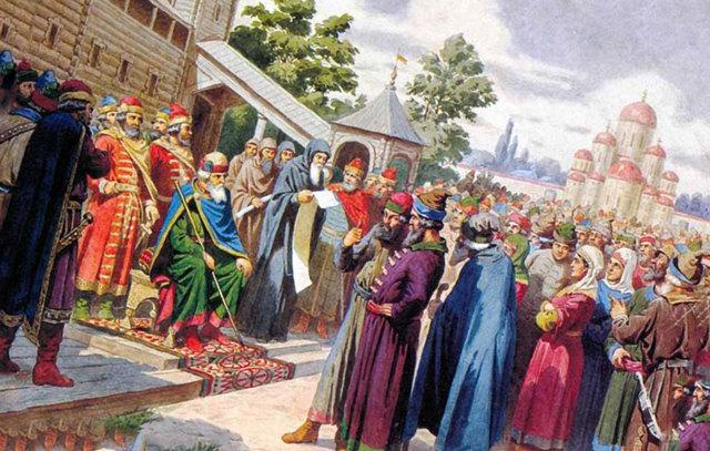 Судебник 1497 г. Установление общегосударственного законодательства - Студенческий портал