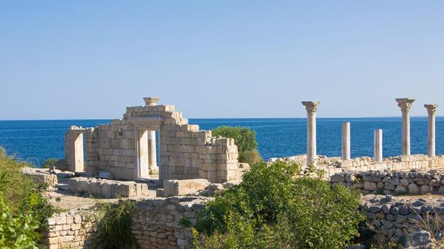 Великая Греция и Причерноморье - Студенческий портал