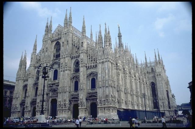 Витражи готических соборов - Студенческий портал