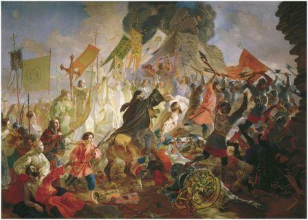 Ливонская война 1558-1583 гг. - Студенческий портал