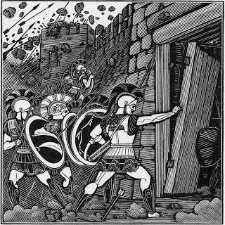 «Темные века». Гомеровская эпоха XI-IX вв. до н.э. - Студенческий портал