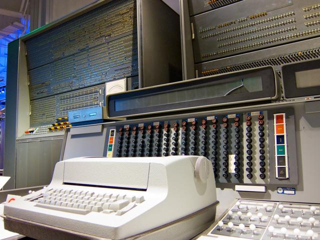 История создания компьютерных сетей - Студенческий портал