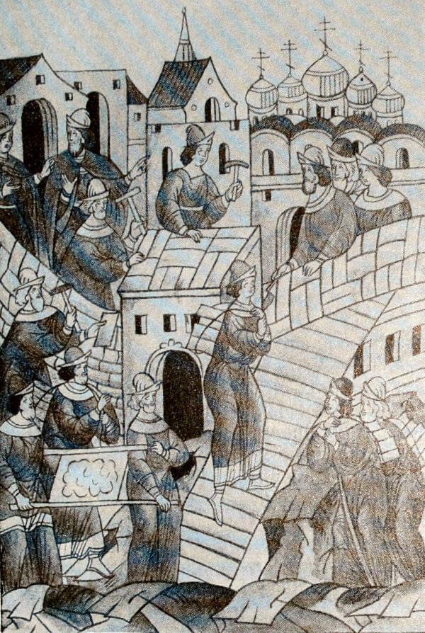 Городское ремесло на Руси в XIV-XV вв. - Студенческий портал